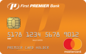 First premier credit card